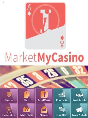 Market My Casino