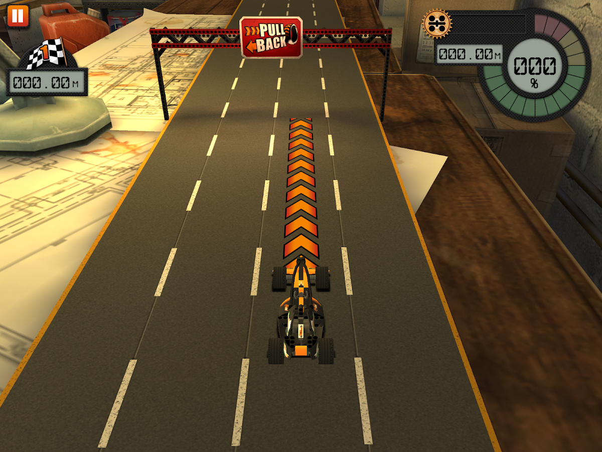 LEGO® Technic Race- screenshot
