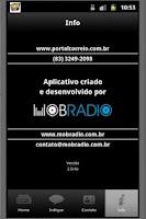 Screenshot of 98 FM Campina Grande