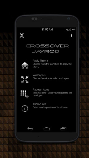 Crossover - Icon Pack