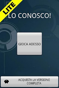 LO CONOSCO! (Free)- screenshot thumbnail