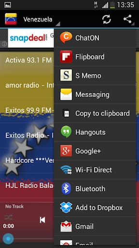 【免費音樂App】Venezuela Live Radio-APP點子