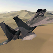 Flightsim F-15 Simulator
