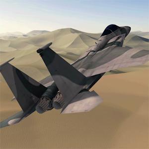 Flightsim F-15 Simulator for PC and MAC