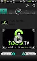 Screenshot of CoolStreaming TV