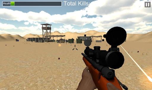 狙擊手3D殺手