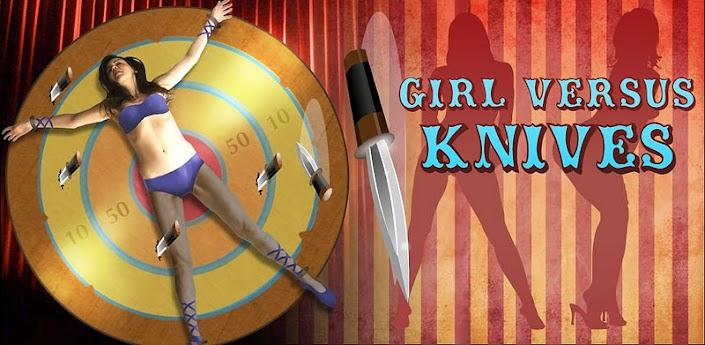Girl Versus Knives