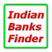 Indian Banks Finder