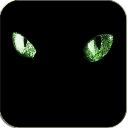 Black Cat Live Wallpaper LOGO-APP點子