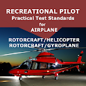 Recreational Pilot Helicopter icon