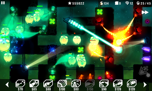 Radiant Defense 2.4.1 de.gamequotes.net 1