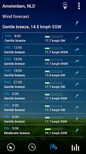 3D Sense Clock & Weather  screenshots 6
