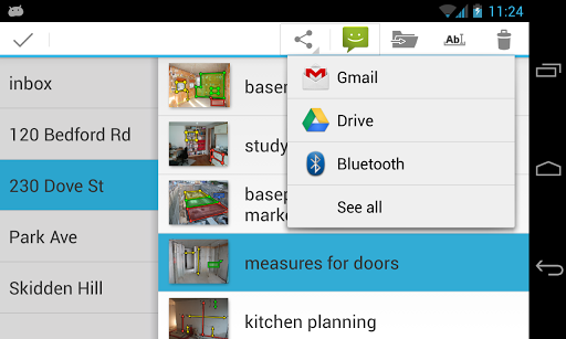 ImageMeter - photo measure screenshot