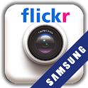 Samsung on Flickr icon
