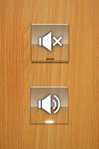 Sound On Off Widget