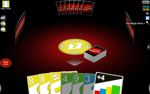 Crazy Eights 3D 1.0.1 screenshots 7