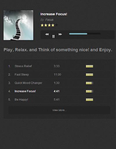 【免費生活App】Psychic Sounds & Music Player-APP點子