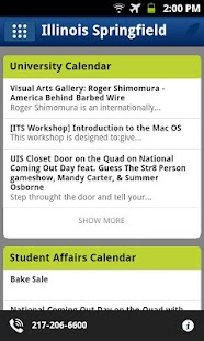 UIS Mobile - screenshot thumbnail