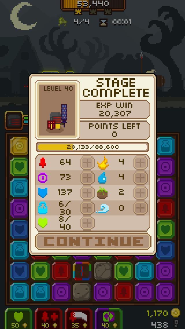 Horde of Heroes screenshot #3