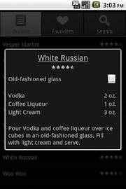 Bartender Screenshot 2