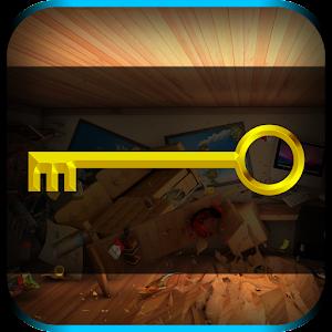 密室逃脫閣樓 解謎 App LOGO-硬是要APP