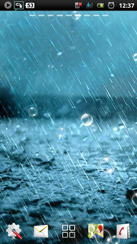 Rain Drop live wallpaper - Android Apps on Google Play