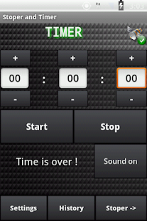 Stopwatch and Timer Pro - screenshot thumbnail