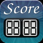 Score Tracker