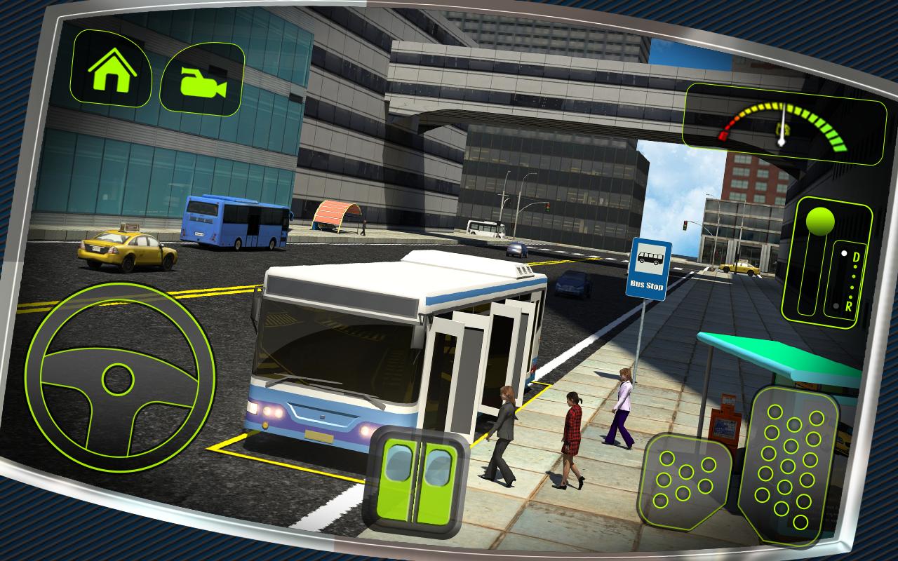 Bus Driver 3D Resimler