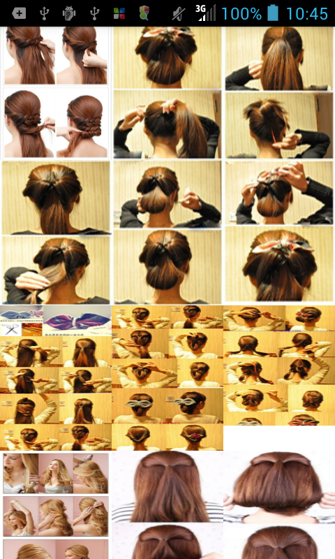 Wondrous Bridal Hairstyles Step Android Apps On Google Play Short Hairstyles Gunalazisus