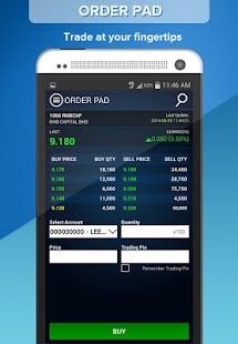 RHB TradeSmart- screenshot thumbnail