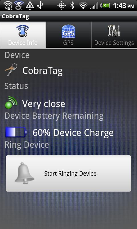Cobra Tag - screenshot
