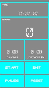 計步器 - 卡路里計數器