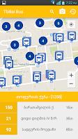 Screenshot of Tbilisi Bus