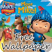 Free mike the knight wallpaper