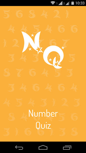 Number Quize
