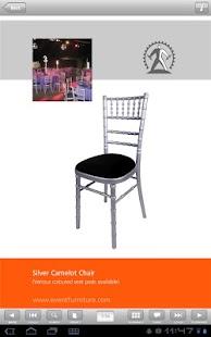 Black Event Furniture- screenshot thumbnail