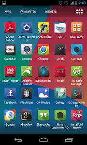ShadeX (Apex Nova holo theme) v1.3.0