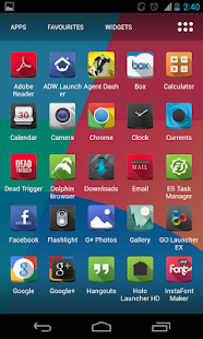 KitKat (Apex Nova Adw theme) - screenshot thumbnail