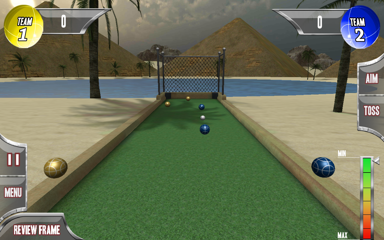 Bocce Ball- screenshot