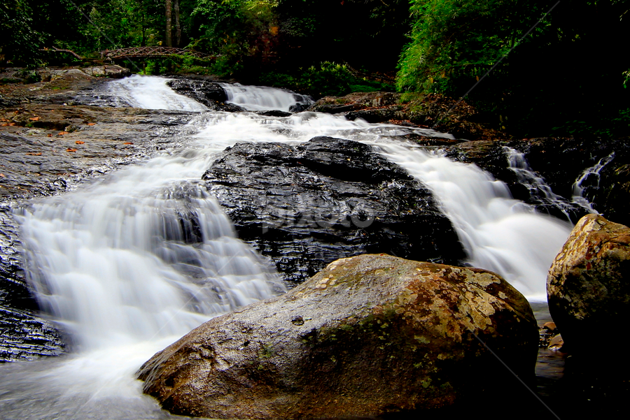 Bukit Hijau Recreational Forest, Kedah, Malaysia by GP Oung - Landscapes Waterscapes ( nature, waterfall, forest, landscape,  )