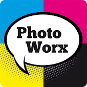 PhotoWorx - image processing