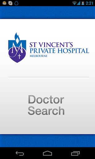SVPM Doctor Search