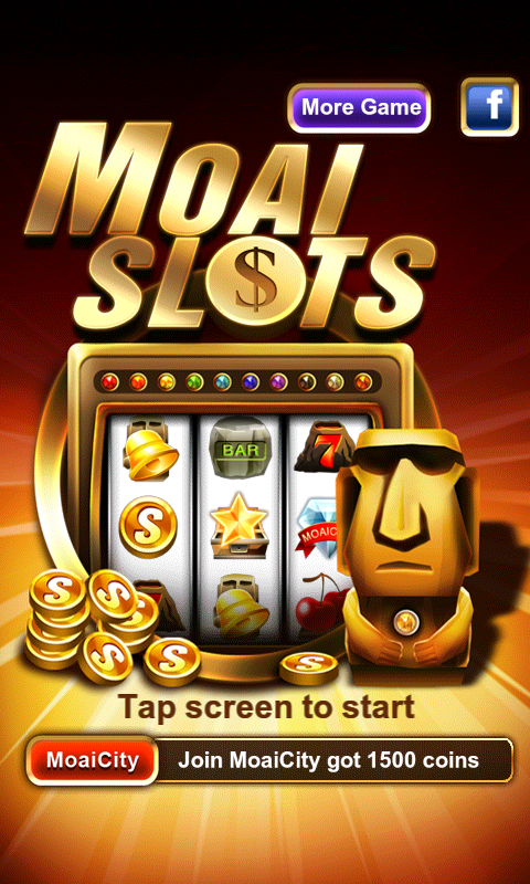 Moai Slots HD (for Table) - screenshot