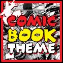COMIC BOOK HD ADW Theme icon