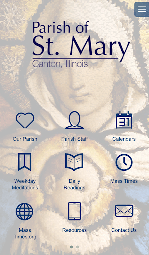 Parish Of St Mary Canton IL