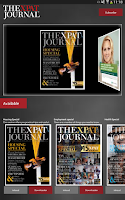 Screenshot of The XPat Journal