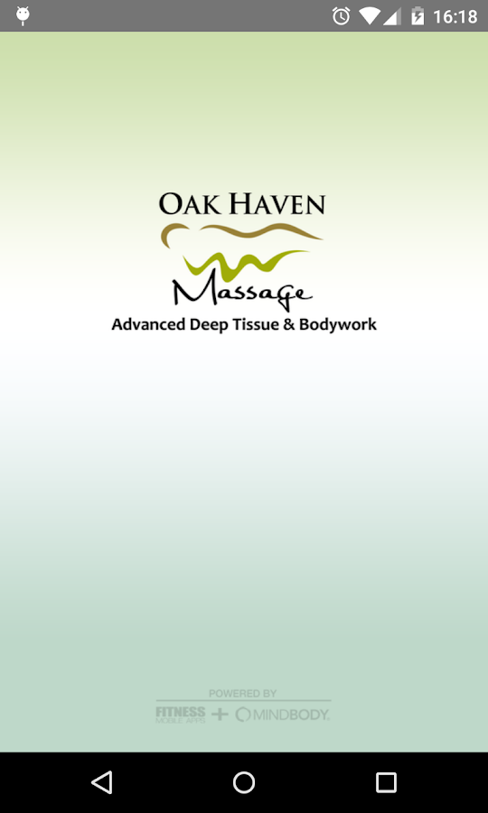 Oak Haven Massage & Bodywork- screenshot