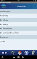 Screenshot of Aprende Inglés hablando
