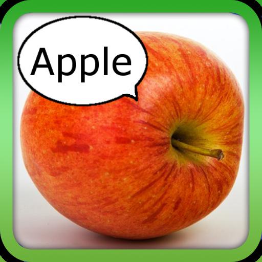 兒童圖畫書 100字 教育 App LOGO-APP試玩